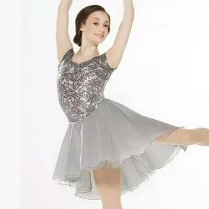 Revolution Dance Sequin Lace Dress Lyrical Solo